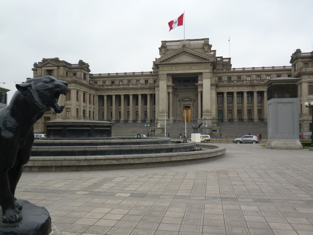 Lima the capital of Peru