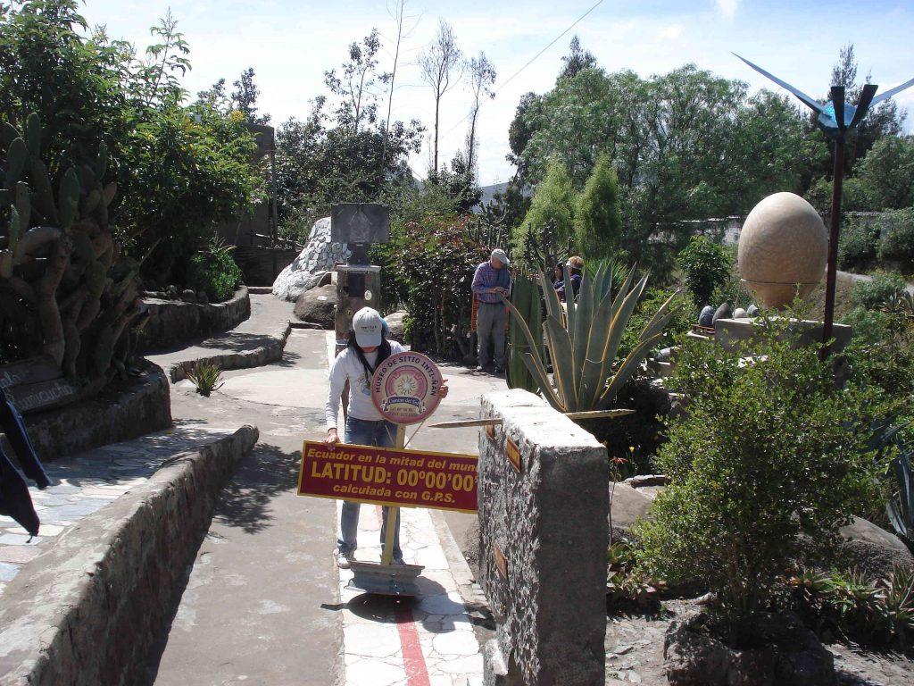 Inti Nan Museum on the Equator
