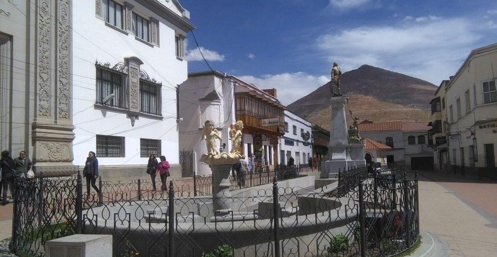Potosi Cerro Rico tour Bolivia