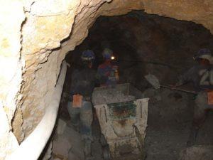 Zilvermijn tours in Potosi Bolivia