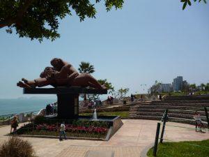 Parque del Amor in Lima tours