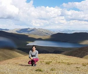 Solo female travelers Peru