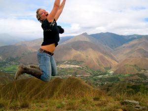 Solo Female Traveler in Ecuador