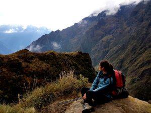 Solo female travelers Peru