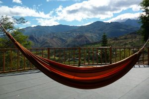Tourists Vilcabamba