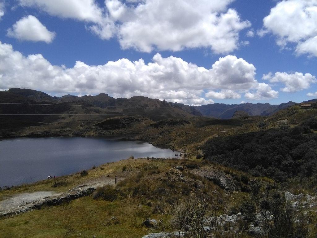 Uitgebreidde Ecuador reis