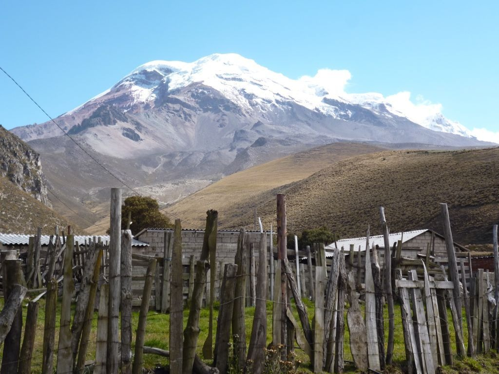 Polylepis trektocht Ecuador
