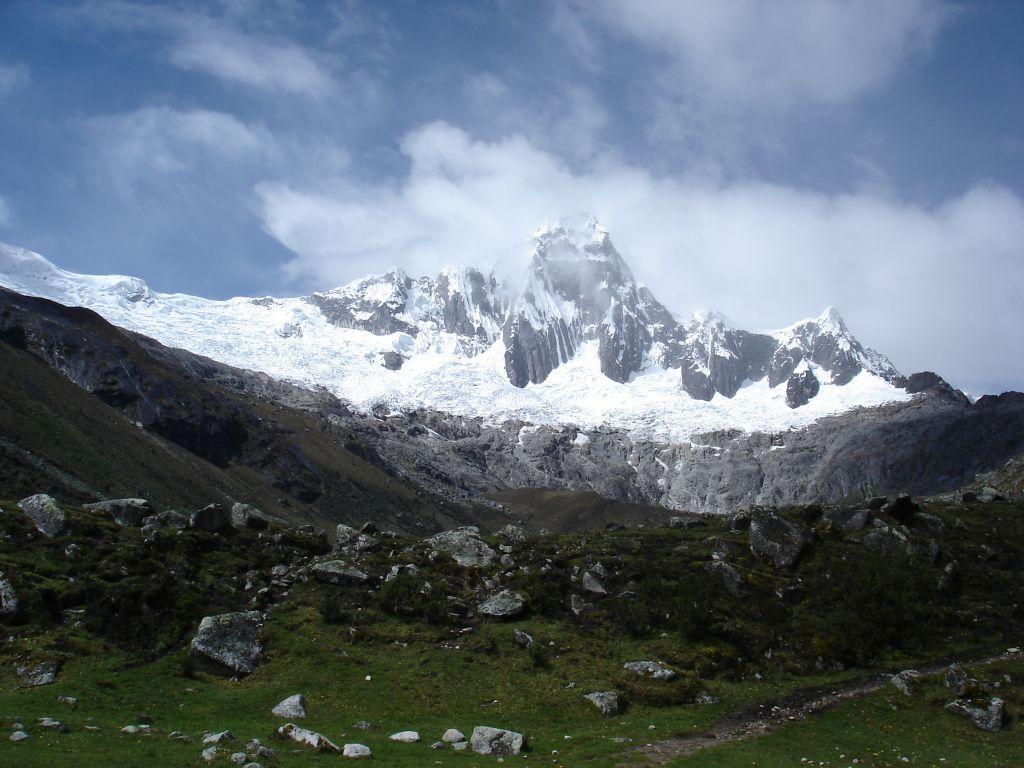 Huaraz Santa Cruz Trek Peru