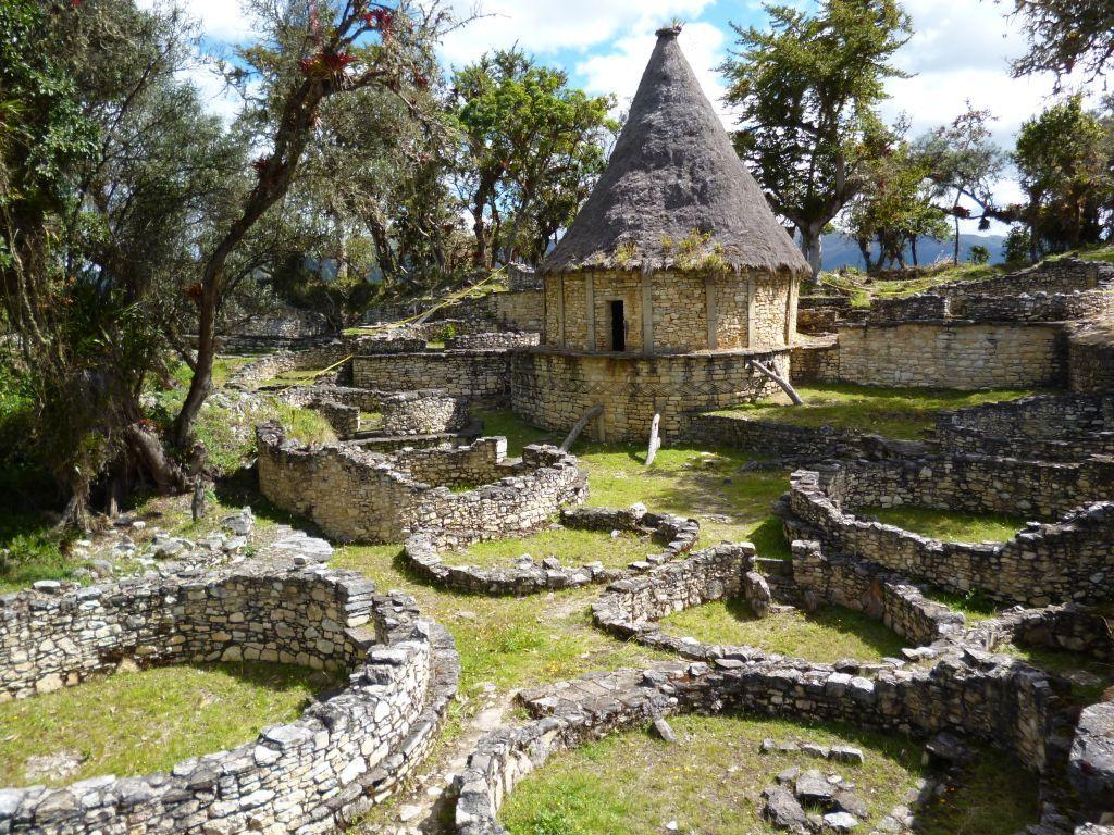 Noord Peru reis Kuelap
