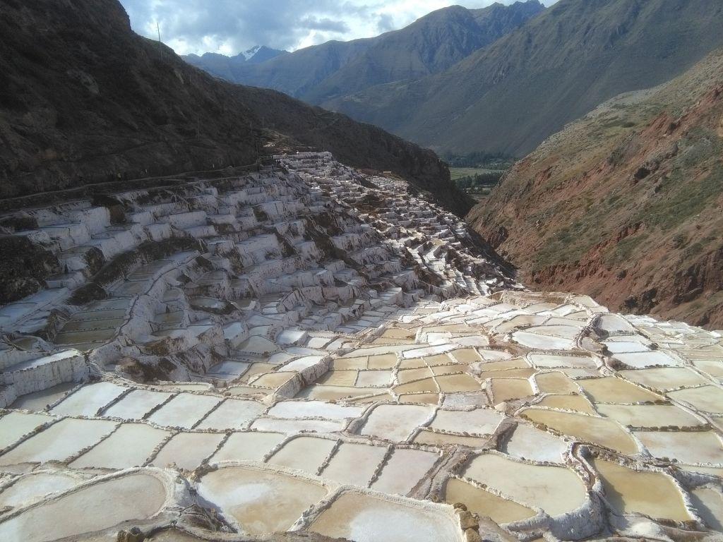 Single reizigers Peru Salineras