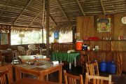 Bar Siona Amazon Lodge