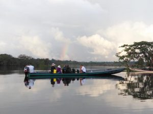 Cuyabeno Amazon Canoe tour
