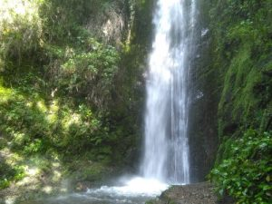 Vilcabamba Palto waterfall tour