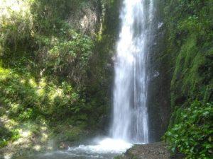 Vilcabamba Palro waterval tour