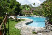 zwembad Izhcayluma vilcabamba Ecuador
