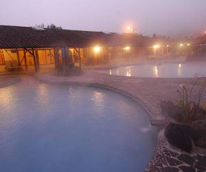 Papallacta hot spring Ecuador tour