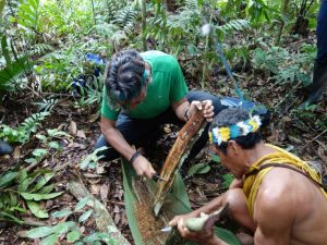 Huaorani Amazon Community