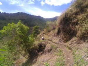 Off the beaten nature hikes in Ecuador