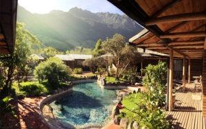The Papallacta Lodge in Ecuador