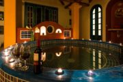 Llu Llu Llama hostel Ecuador Yoga tour