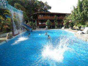 Reventador hostel Ecuador Yoga Tour