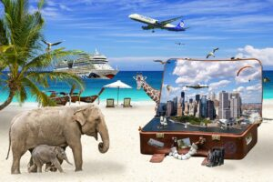 Sustainable tourism and the economy