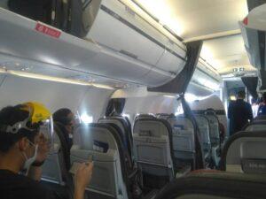 Flying in Corona Crisis